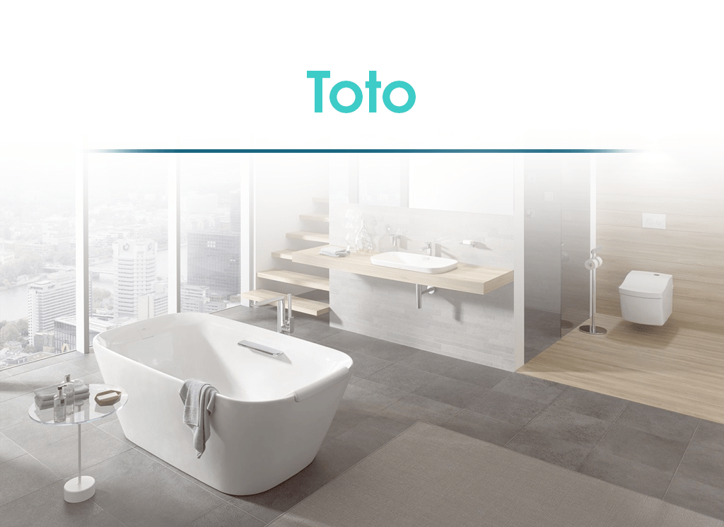 Présentation de la marque Toto