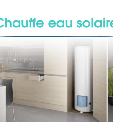 Chauffe-eau solaire cuisine