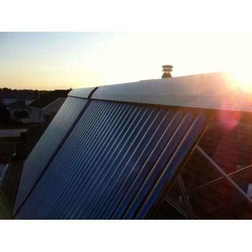 panneaux chauffe eau solaire