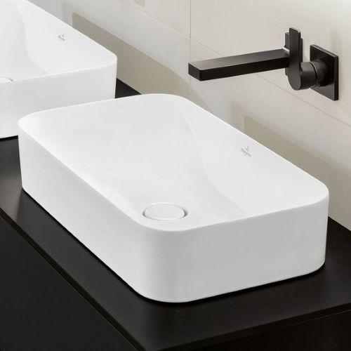 lavabo blanc série finion