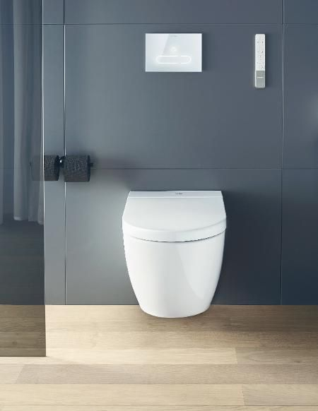 toilettes SensoWash Starck