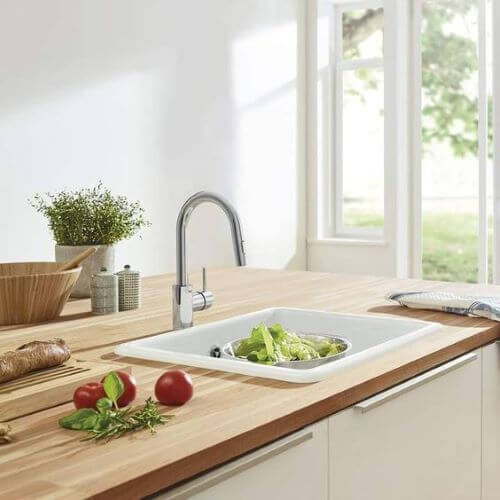 Grohe Concetto Mitigeur thermostatique Cuisine