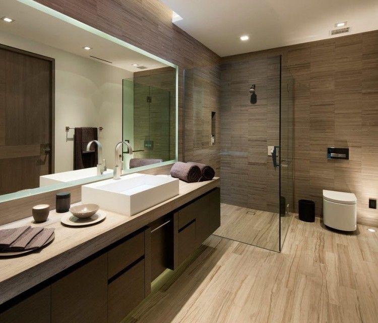 revêtements de salle de bain