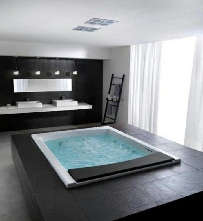 grande baignoire balnéo