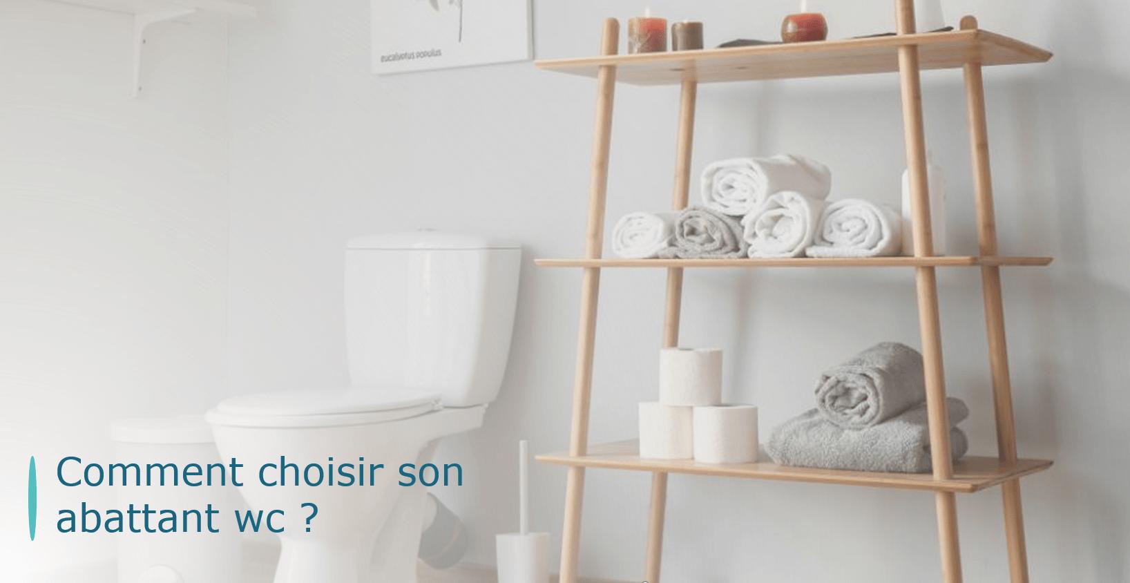 toilettes et meuble salle de bain
