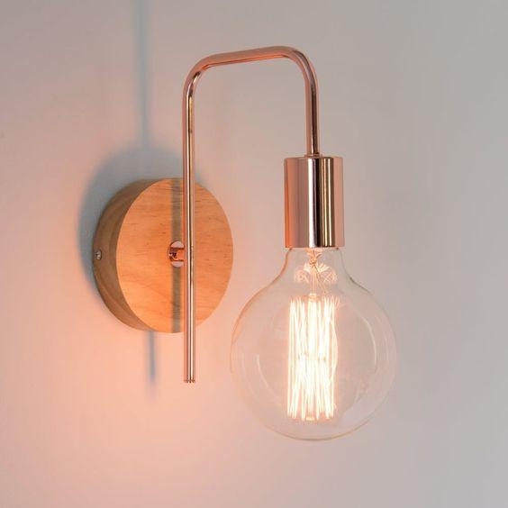 luminaire ampoule vintage