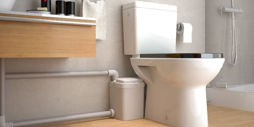 wc et sanibroyeur