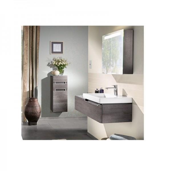 meubles de salle de bain villeroy & boch série Subway 2.0