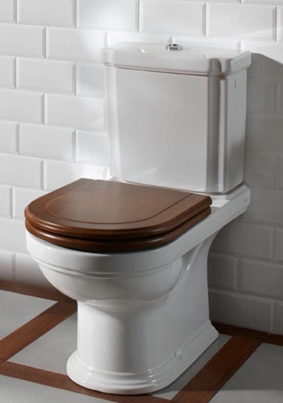 abattant wc en bois