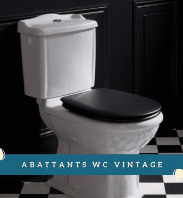 abattants wc vintage