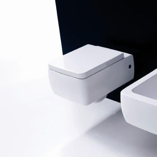 Toilette Bâti Support Carré