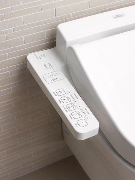 WC Japonais panneau de commande