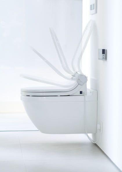 Duravit toilette japonaise