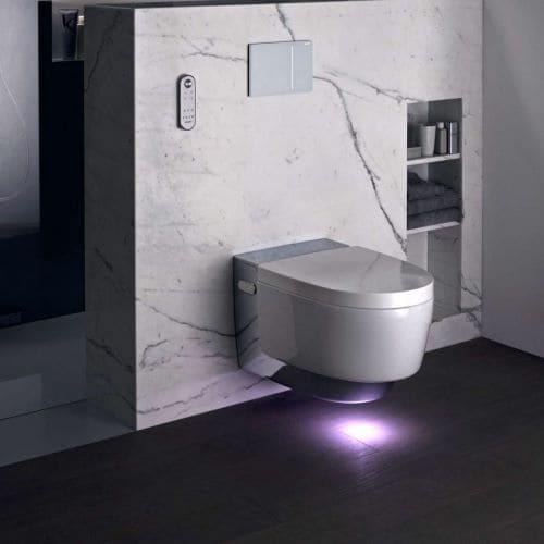 Geberit Toilette Bati Support avec LED