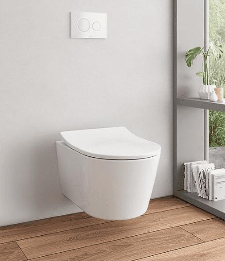 toilette bati support