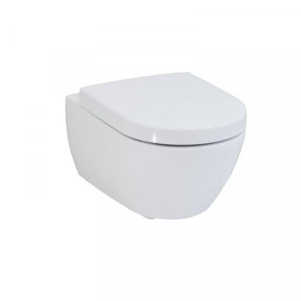 Pack WC Suspendu Villeroy et Boch Subway 2.0 sans bride 5614R001 + 9M68S101