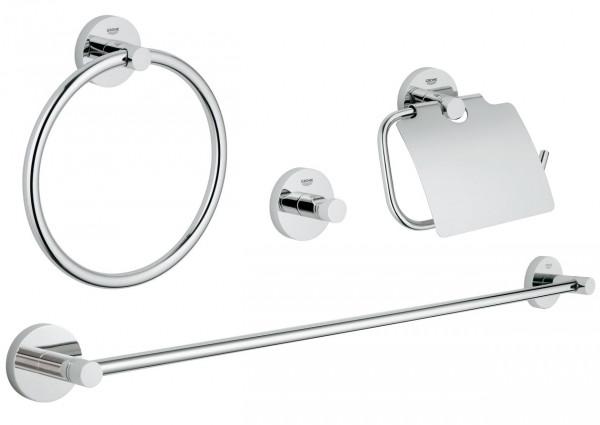 Ensemble Accessoires WC Grohe Essentials