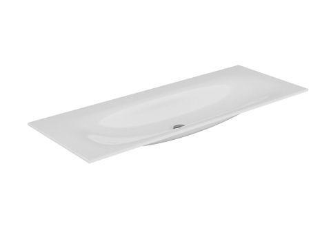 Vasque Sous Plan Keuco Edition 11 en céramique 31160311400