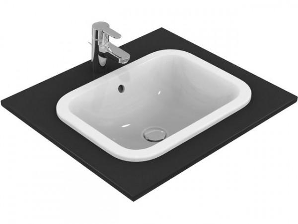 Vasque à Encastrer Ideal Standard Connect rectangulaire 420mm Céramique