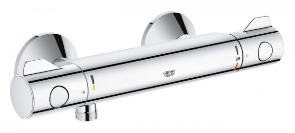 Grohe Grohtherm 800 Mitigeur thermostatique Douche 1/2'''' (34558000)