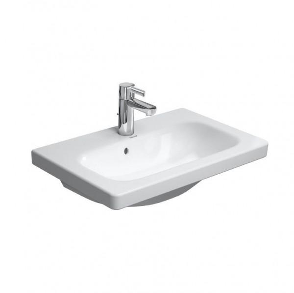 Vasque Sous Plan Duravit DuraStyle Compact 635x400mm 2337630000