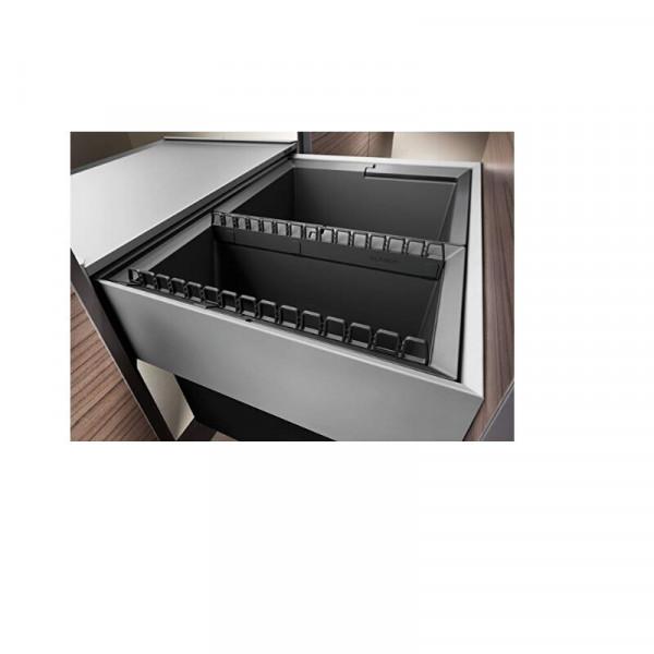 Clip porte-sac poubelle Blanco Select (521300)